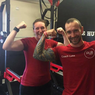 Luke Judge - The Hub Fitness - Hodgson Health Podcast