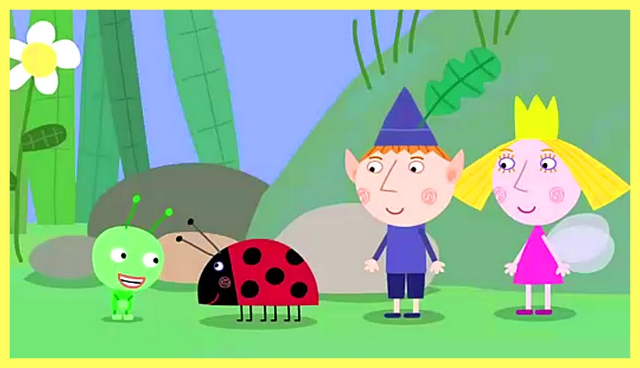 watching ben and holly hodgson health